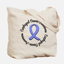 Esophageal Cancer Tote Bag