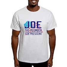 Joe the Plumber for President T-Shirt