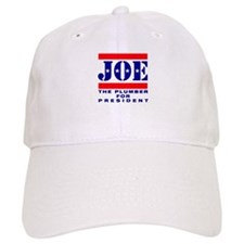 Joe the Plumber for President Baseball Cap