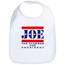 Joe the Plumber for President Bib