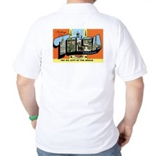 Tulsa Oklahoma OK T-Shirt