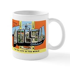Tulsa Oklahoma OK Mug