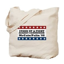 Fight Against Communism Tote Bag