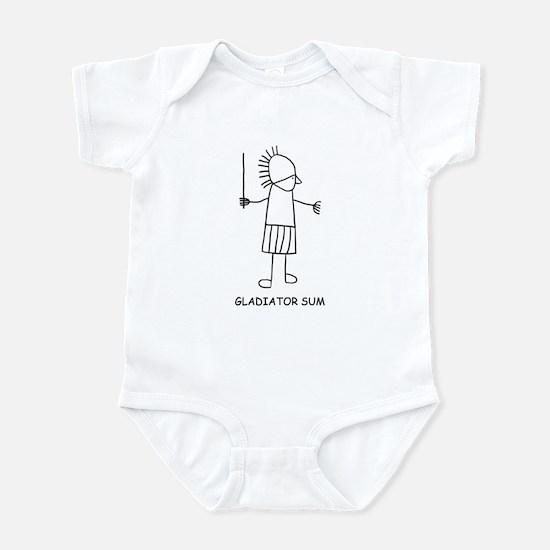 Gladiator Sum Infant Bodysuit