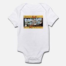 Portland Oregon OR Infant Bodysuit
