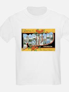 Portland Oregon OR T-Shirt