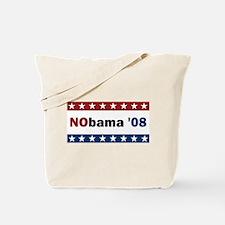 NObama '08 Tote Bag
