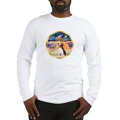 XmasStar/Beagle 2 Long Sleeve T-Shirt