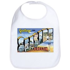 Seaside Oregon OR Bib