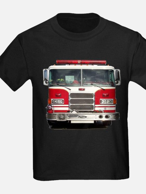 PIERCE FIRE TRUCK T