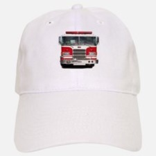 PIERCE FIRE TRUCK Baseball Baseball Cap