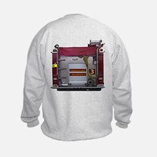 PIERCE FIRE TRUCK Sweatshirt