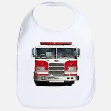 PIERCE FIRE TRUCK Bib