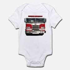 PIERCE FIRE TRUCK Onesie