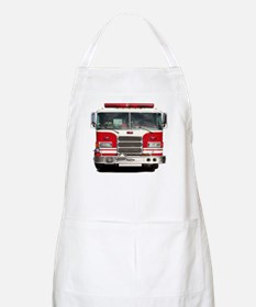 PIERCE FIRE TRUCK BBQ Apron