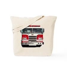 PIERCE FIRE TRUCK Tote Bag