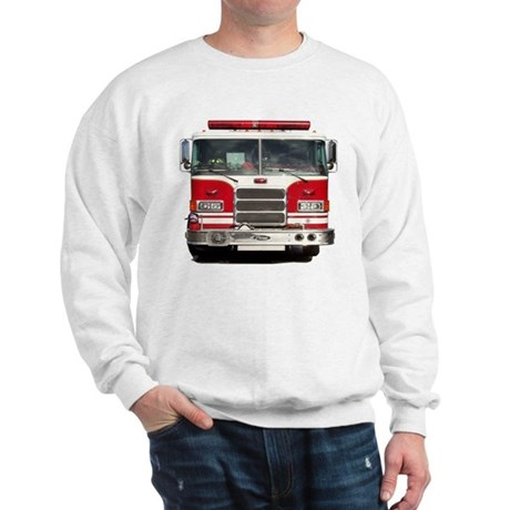 PIERCE FIRE TRUCK Sweatshirt