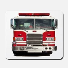 PIERCE FIRE TRUCK Mousepad