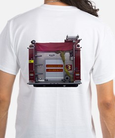 PIERCE FIRE TRUCK Shirt