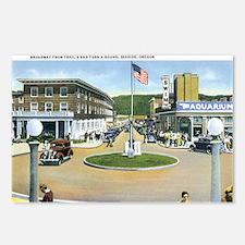Seaside Oregon OR Postcards (Package of 8)