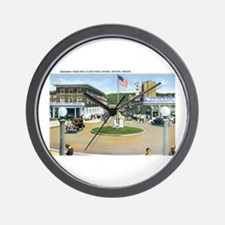 Seaside Oregon OR Wall Clock