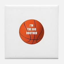 I'm the Big Brother Tile Coaster
