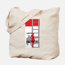 Film Movie Geek Tote Bag