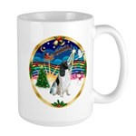 XmasMusic 3/Eng Springer 8 Large Mug