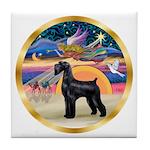 XmasStar/Schnauzer G Tile Coaster