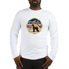 XmasStar/Schnauzer G Long Sleeve T-Shirt
