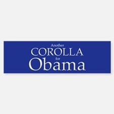 Another Corolla for Obama