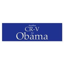 Another CR-V for Obama