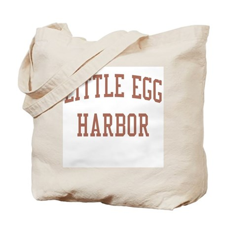 Little Egg Harbor New Jersey NJ Red Tote Bag