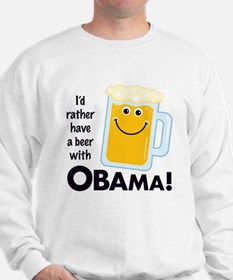 Rather Have a Beer With Sweatshirt