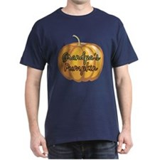 Grandpa's Pumpkin T-Shirt