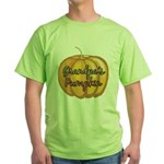 Grandpa's Pumpkin Green T-Shirt