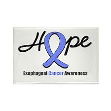 Esophageal Cancer Rectangle Magnet (10 pack)