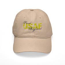 Proud Boyfriend - USAF Baseball Cap