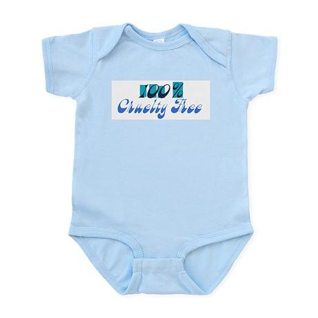 100% Cruelty Free Infant Creeper