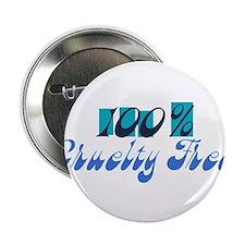 100% Cruelty Free Button
