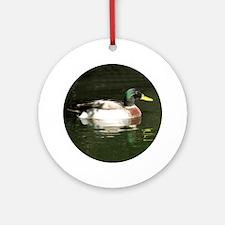 Mallard Duck - Ornament (Round)