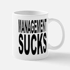 Management Sucks Mug