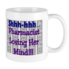 Pharmacists Small Mug