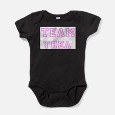 Pink team Thea Body Suit