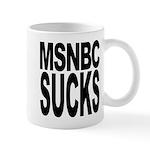 MSNBC Sucks Mug