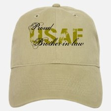 Proud Brother-in-law - USAF Baseball Baseball Cap