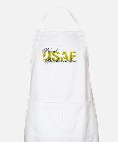 Proud Brother-in-law - USAF BBQ Apron