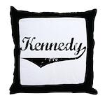 Kennedy Throw Pillow
