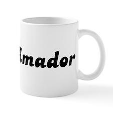 Mrs. Amador Mug
