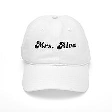 Mrs. Alva Baseball Cap